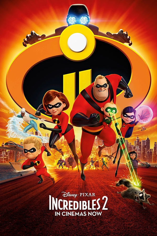Disney.Pixar's The Incredibles 2