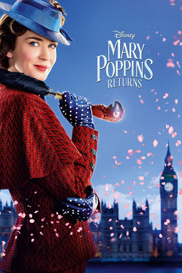 Disney's Mary Poppins Returns
