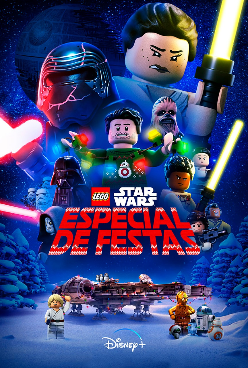LEGO Star Wars: Especial de Festas