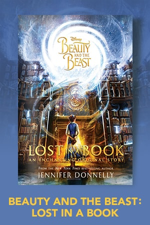 Beauty and the Beast: Lost In Books