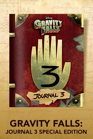 Gravity Falls: Journal 3 Special Editions
