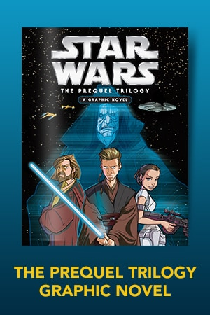 The Prequel Trilogy Graphic Novel