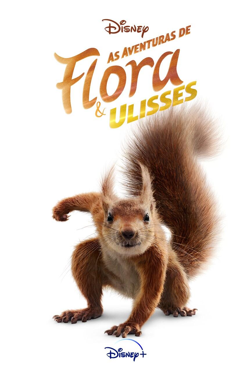 As Aventuras de Flora e Ulisses