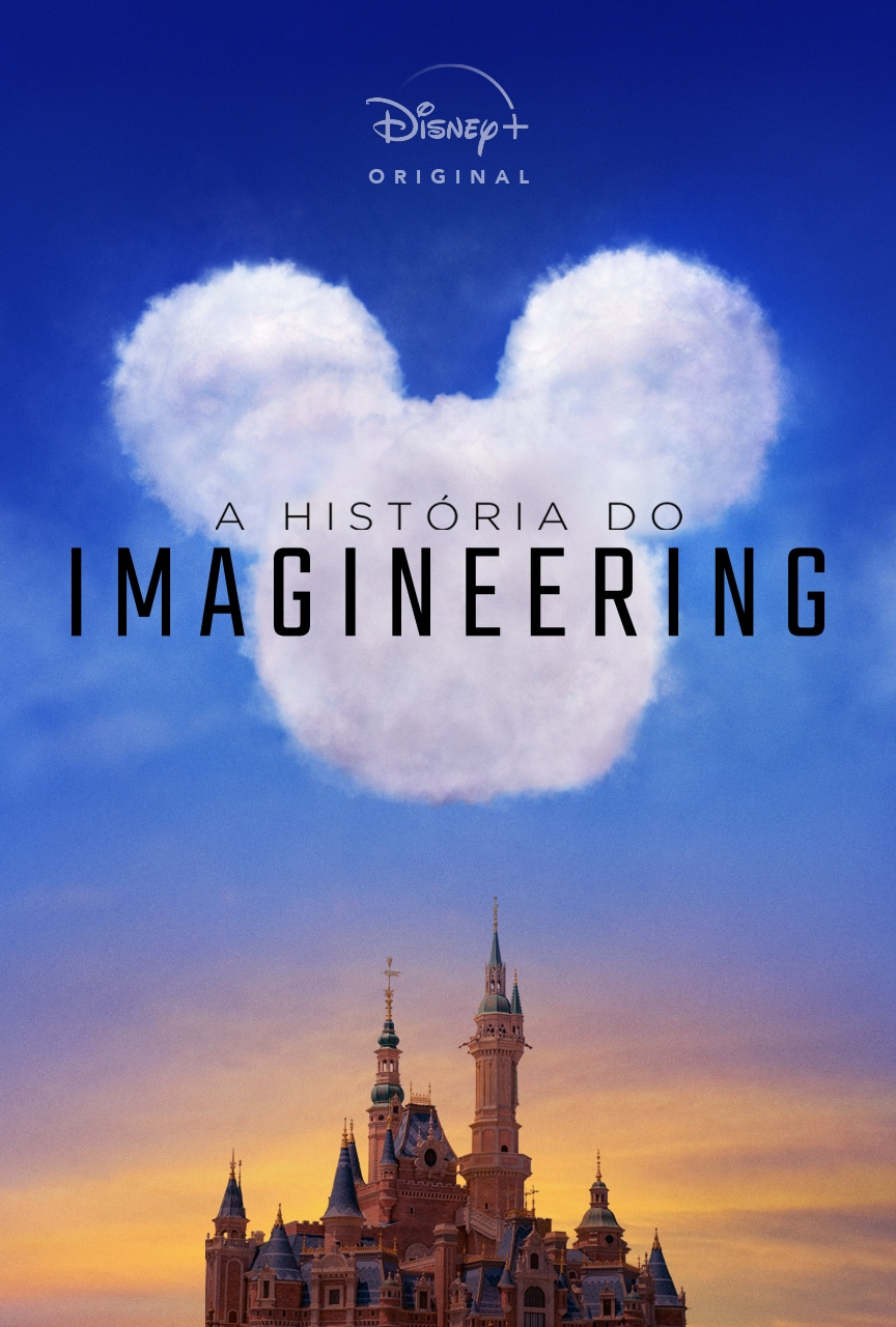 A História do Imagineering