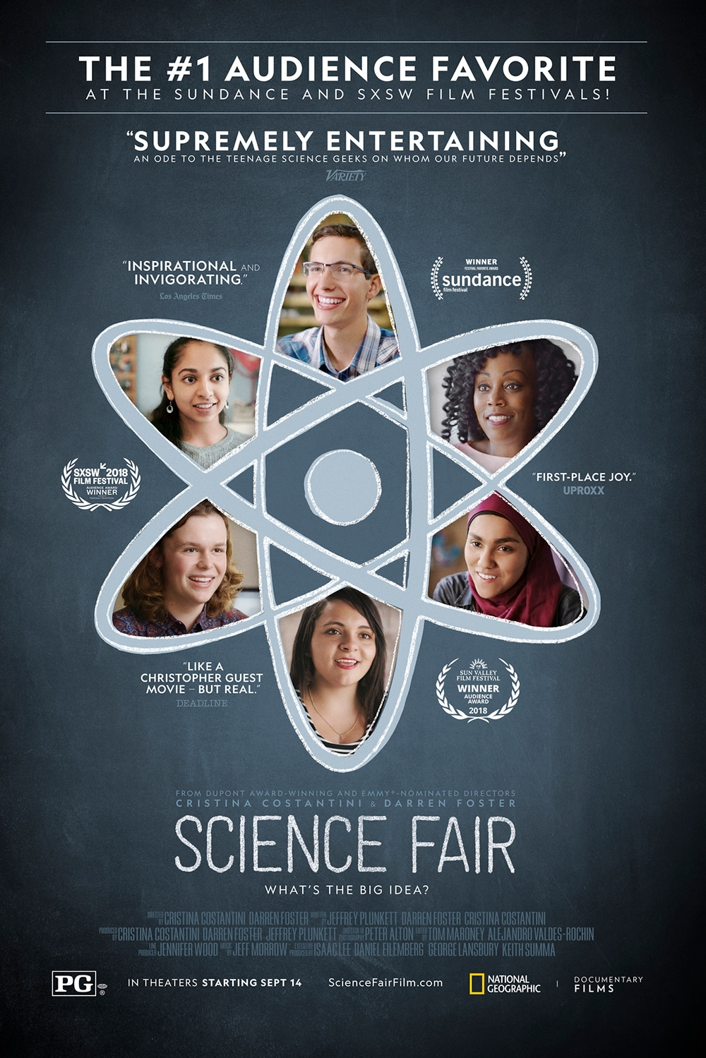 Science Fair Film