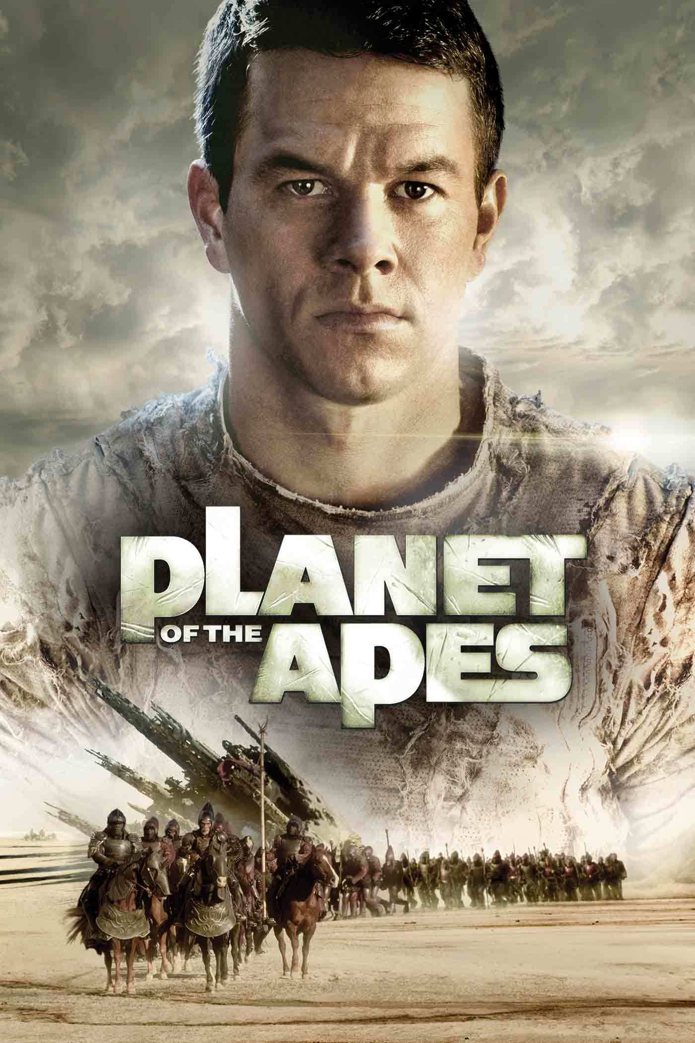 Planet of the Apes (2001) movie poster