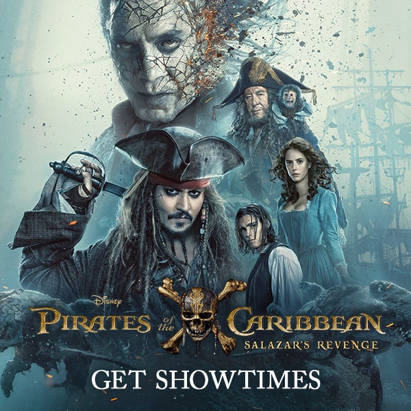 Pirates of the Caribbean Mini Hero - Get Tickets Now
