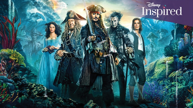 Welk Pirates of the Caribbean-personage ben jij?