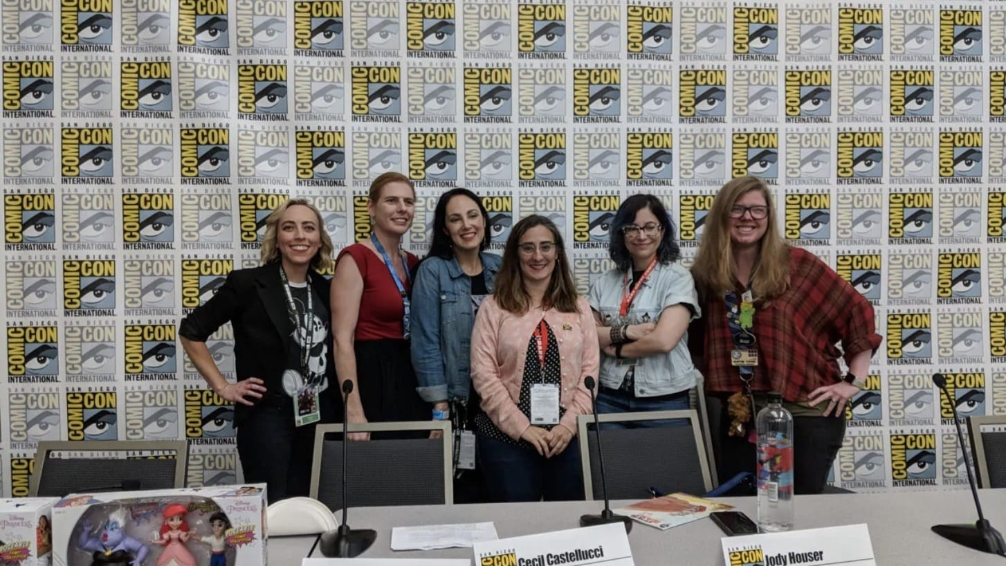Inspiring Moments From the Powerful Young Women in Disney Comics Panel at San Diego Comic-Con