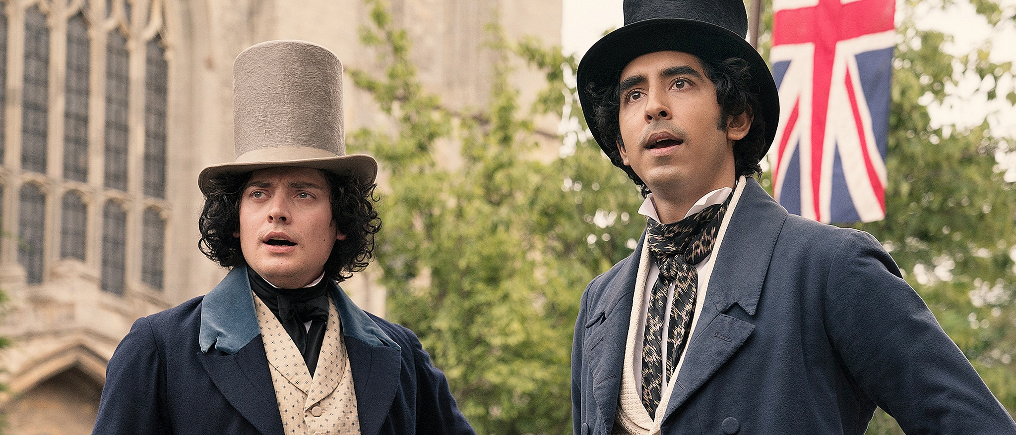 The Personal History of David Copperfield Hero