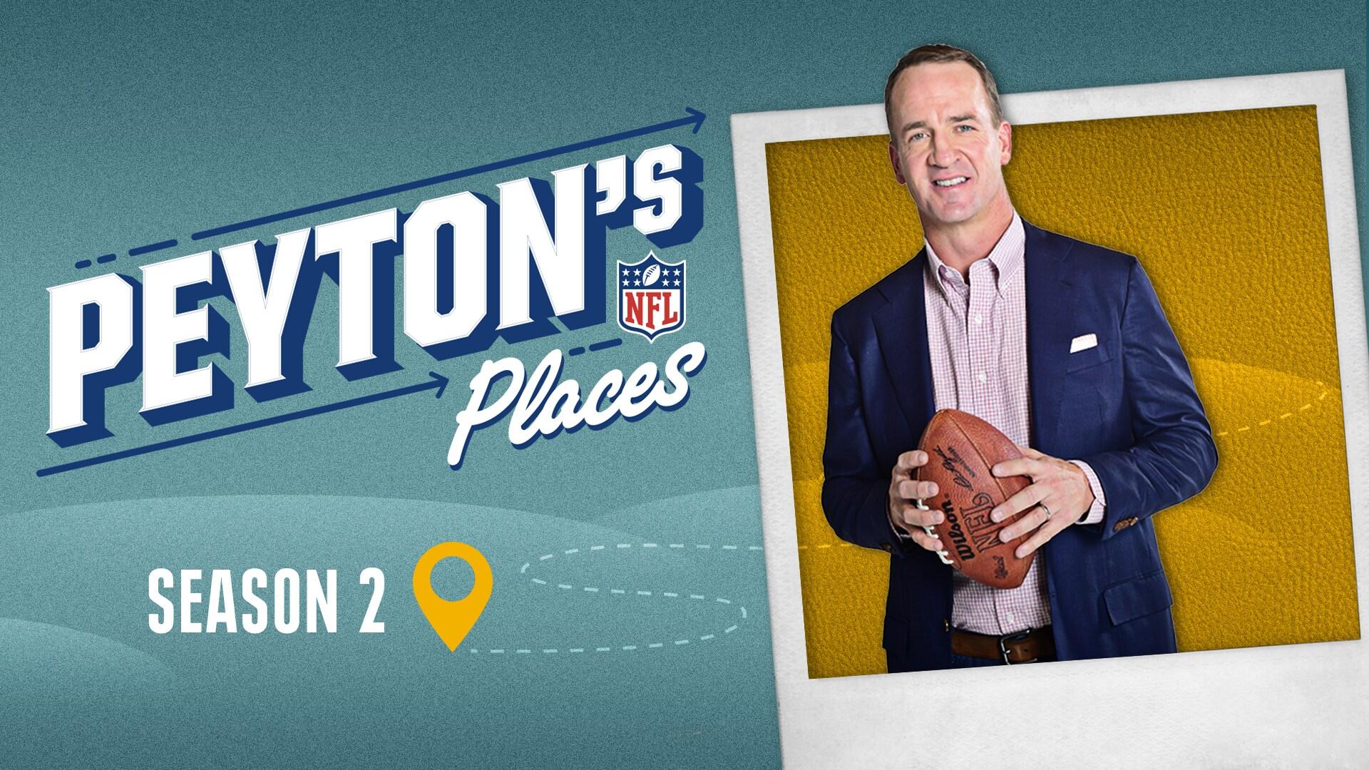 Peyton's Places Season 2 Logo