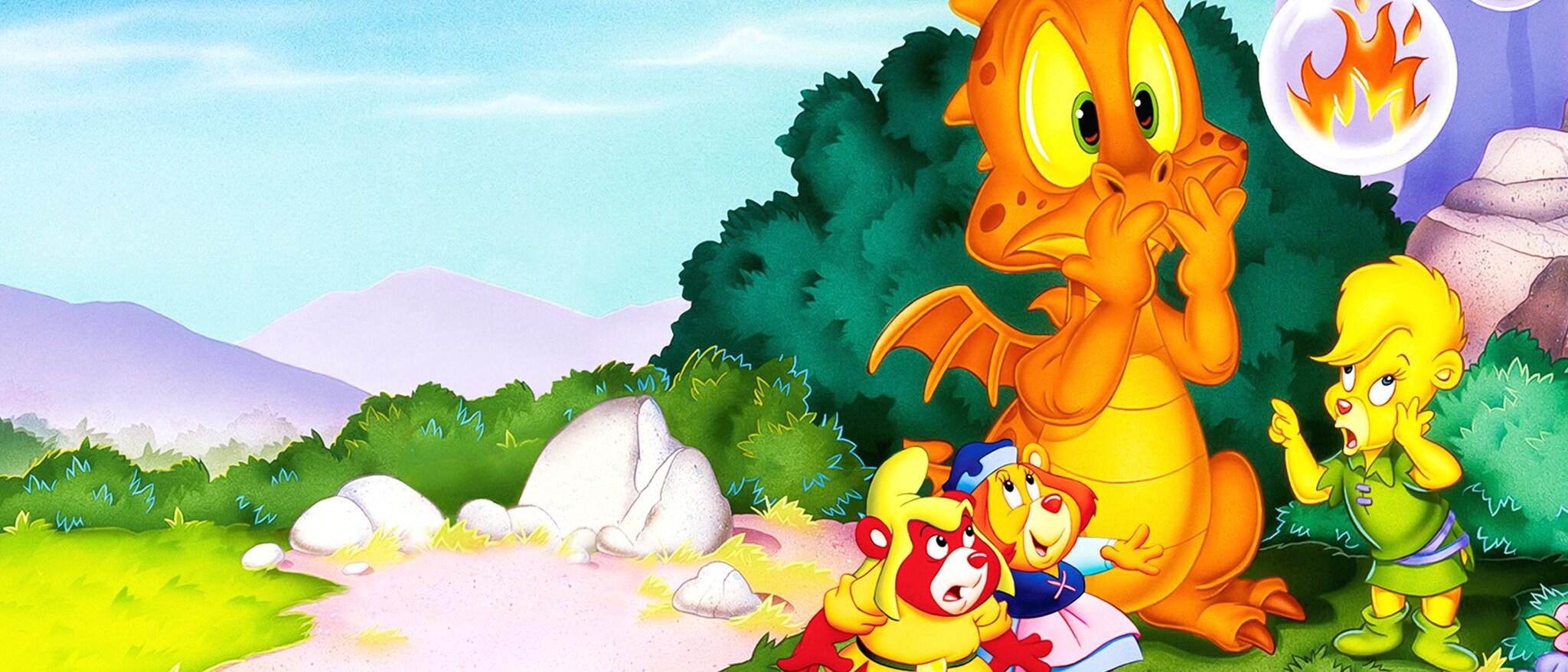 Adventures of the Gummi Bears hero