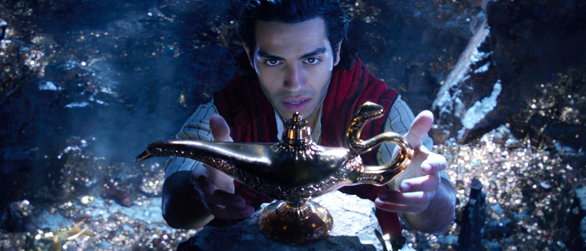 Aladdin Hero Home Ents