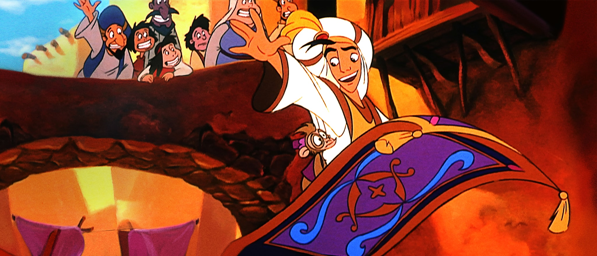 Aladdin and the King of Thieves Hero