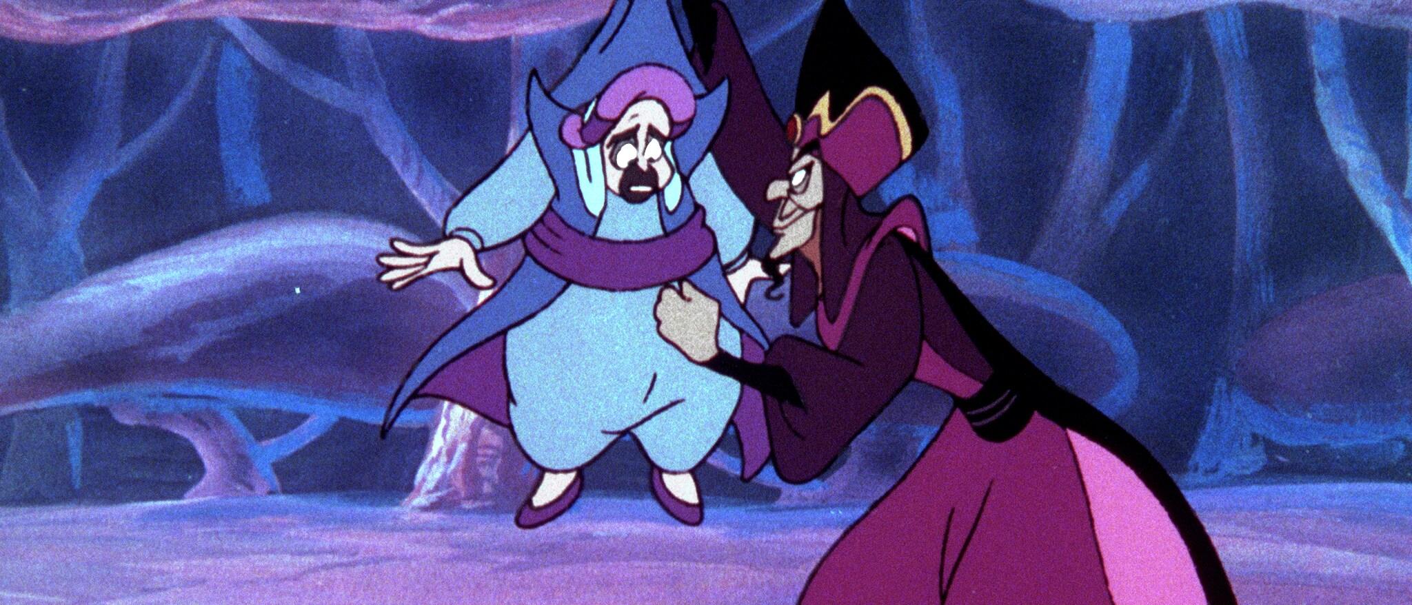 The Return of Jafar Hero