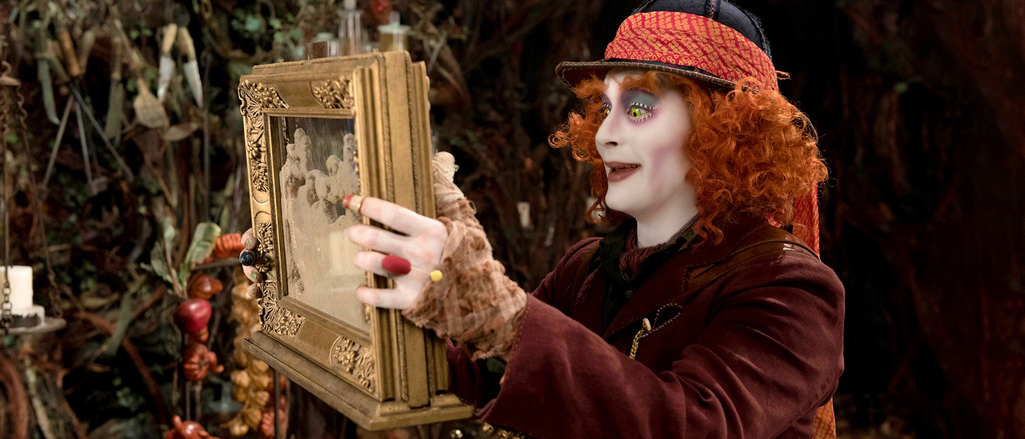 Alice Through the Looking Glass Hero