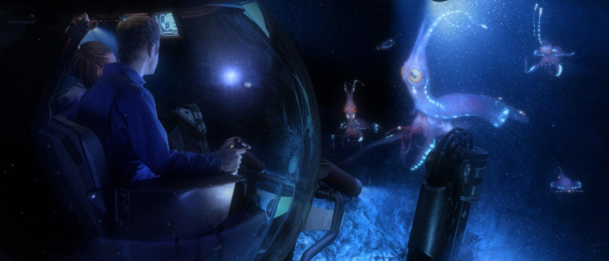 Aliens of the Deep Hero