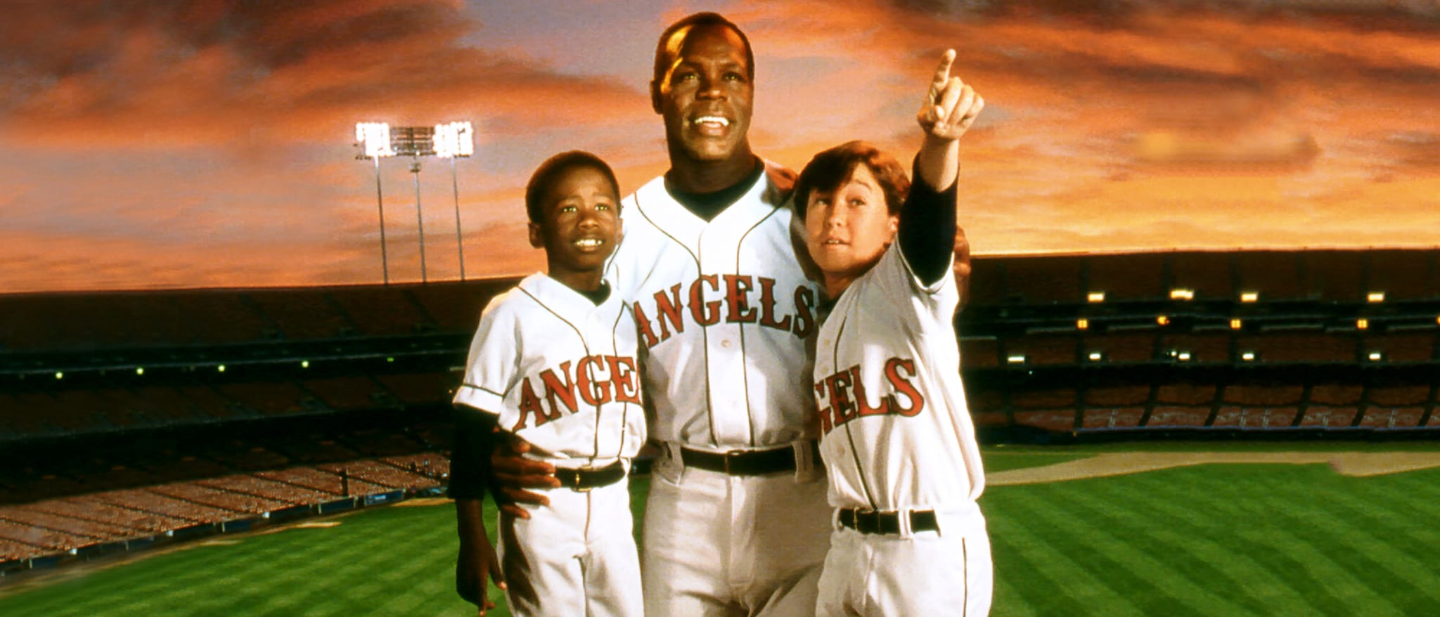 Angels in the Outfield Hero
