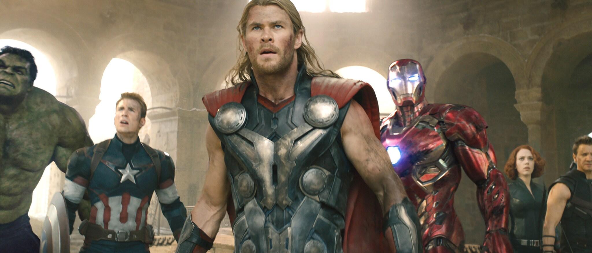 Avengers: Age of Ultron Hero