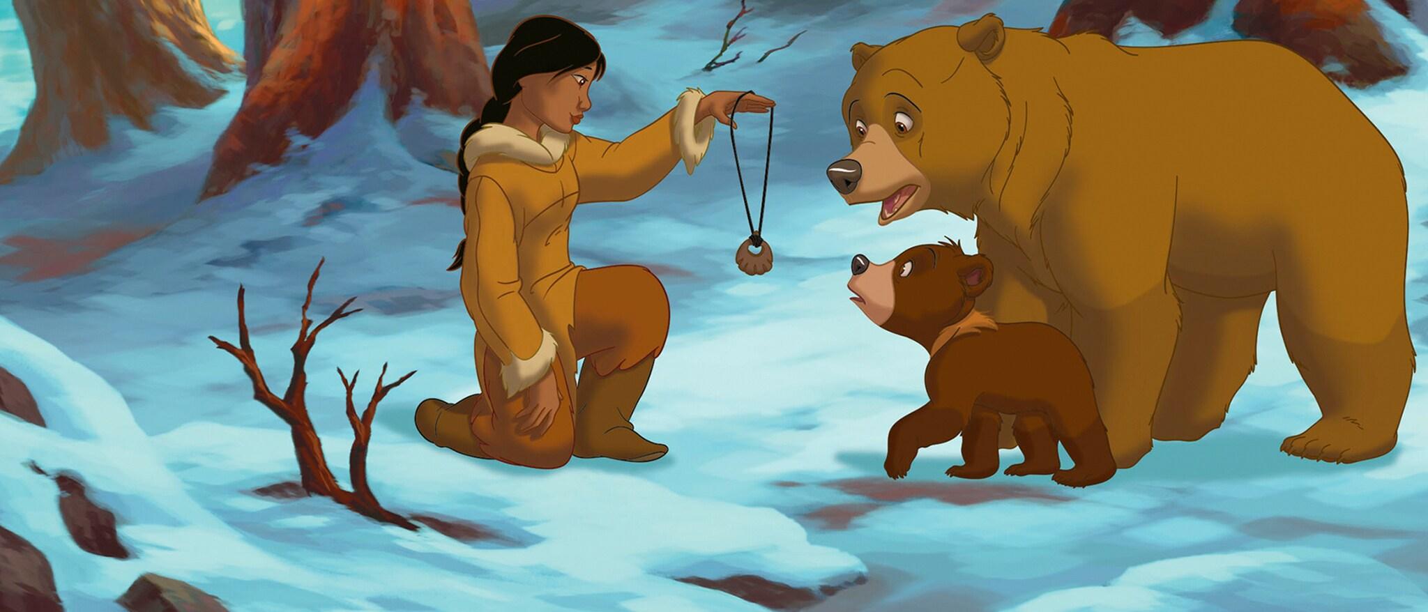 Brother Bear 2 Hero