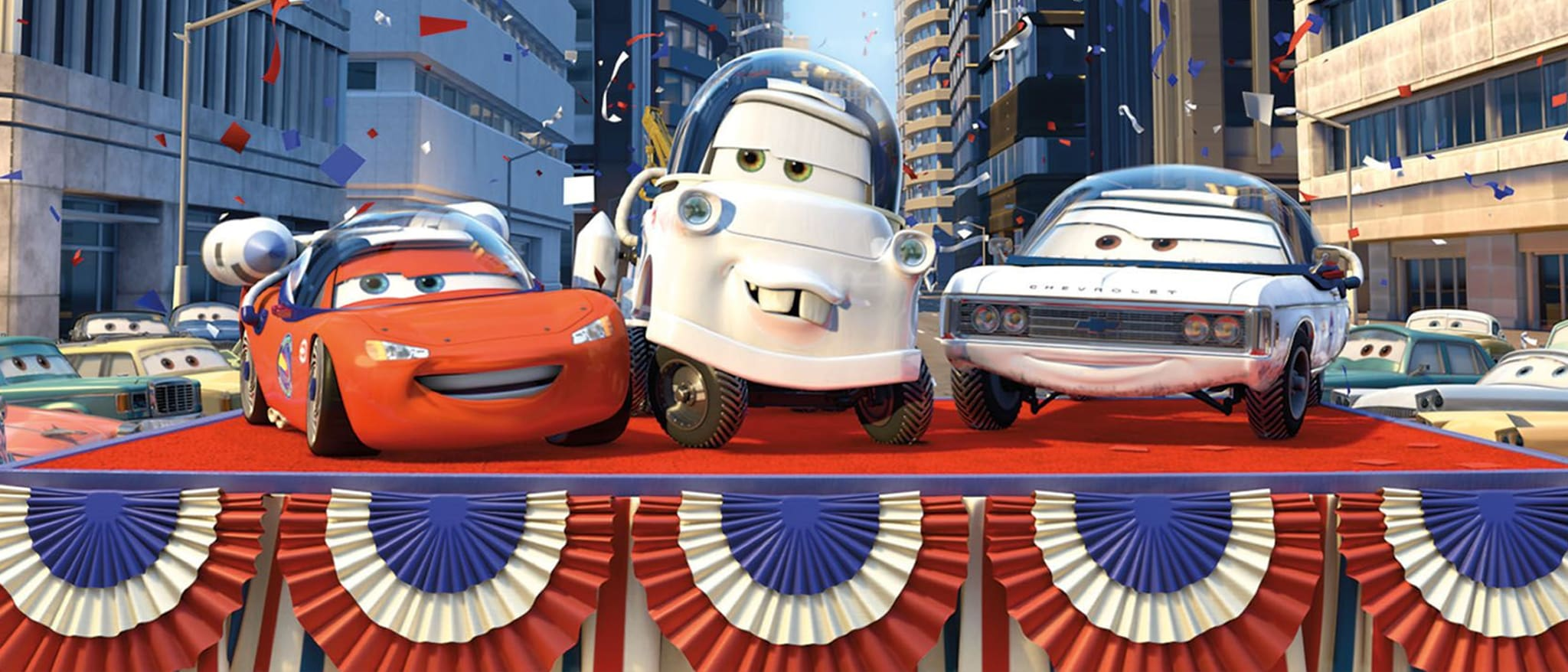 Cars Toons: Mater's Tall Tales Hero
