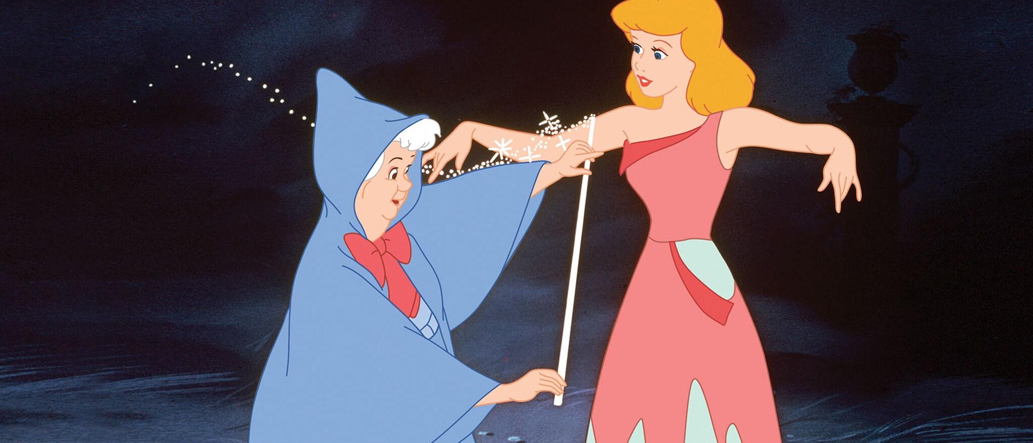 Cinderella (1950) Hero