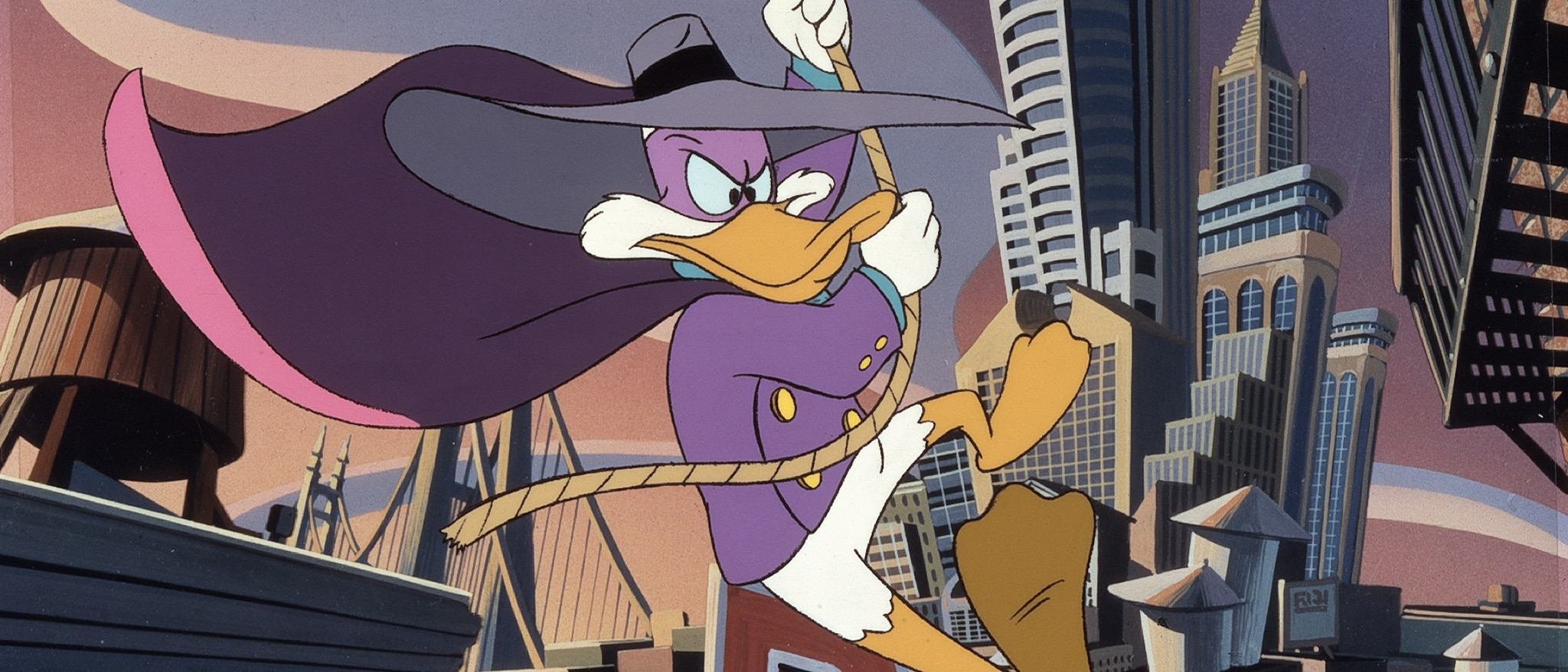 Darkwing Duck hero