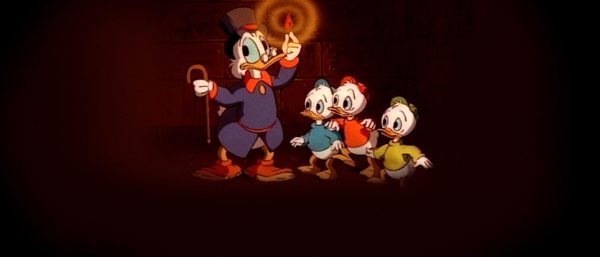 DuckTales (1987) hero