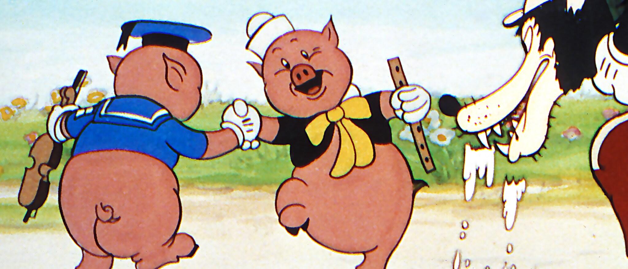 Disney Animation Collection Volume 2: Three Little Pigs Hero