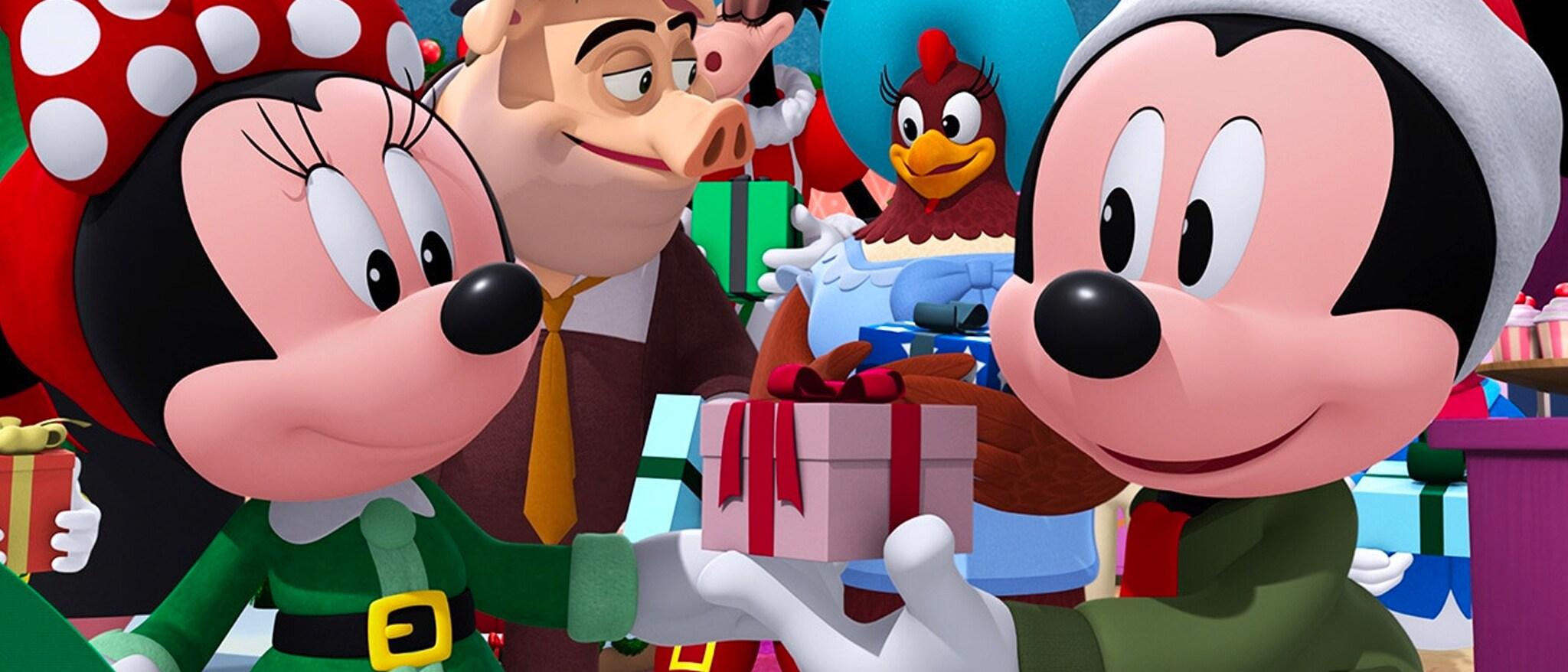 Disney Junior Holiday Hero