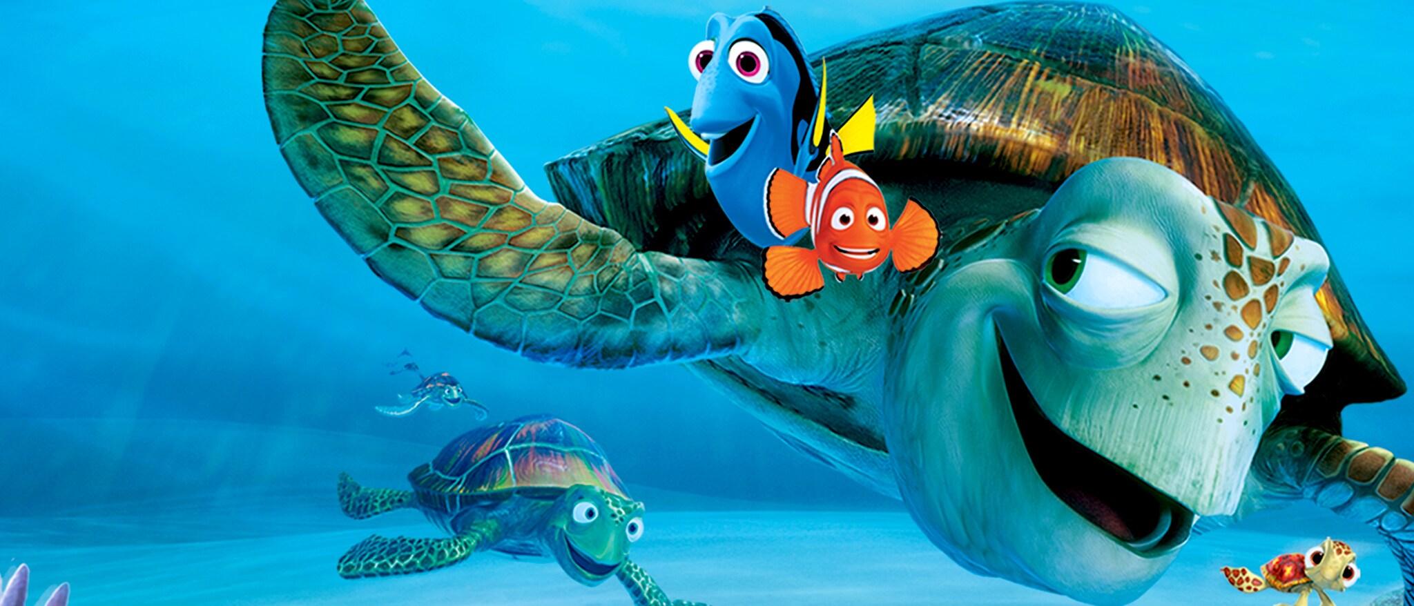 Finding Nemo Hero