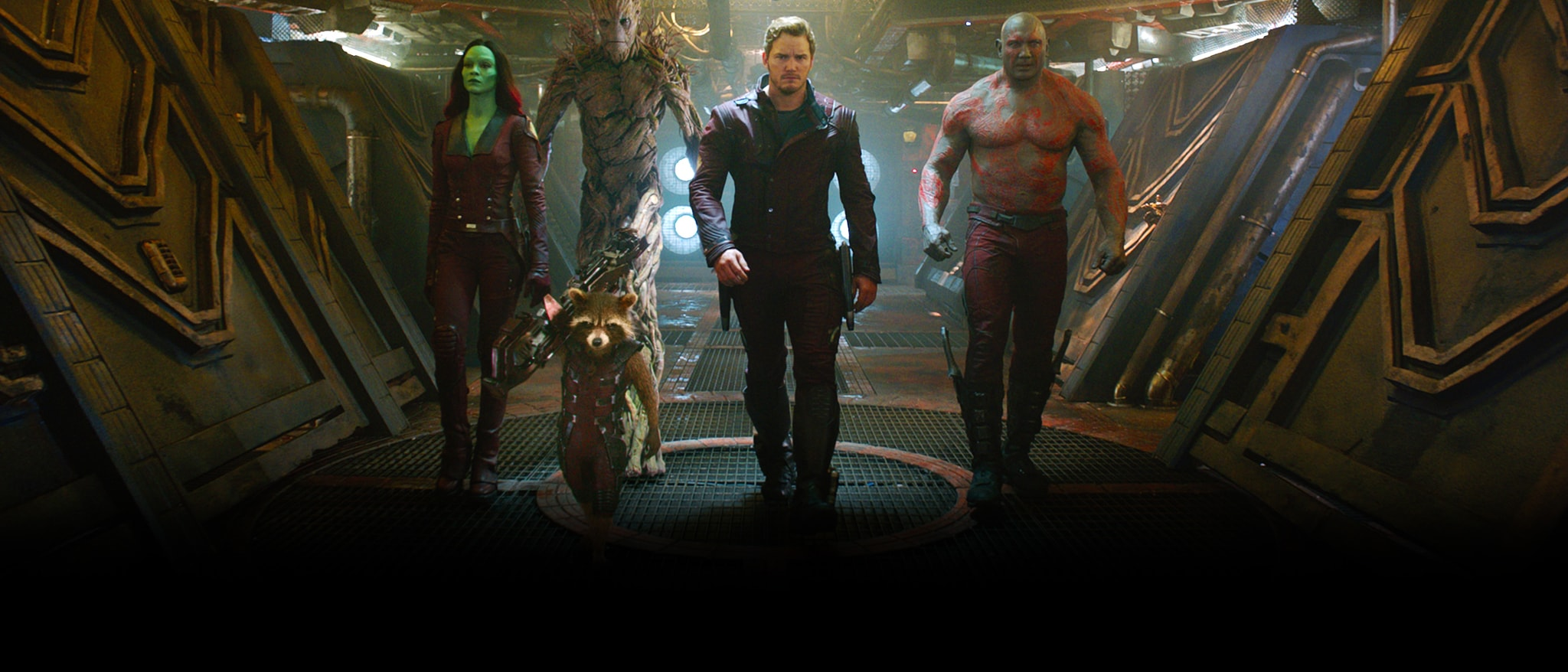 Guardians of the Galaxy Hero