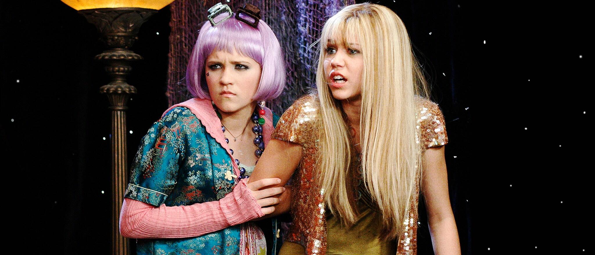 Hannah Montana hero