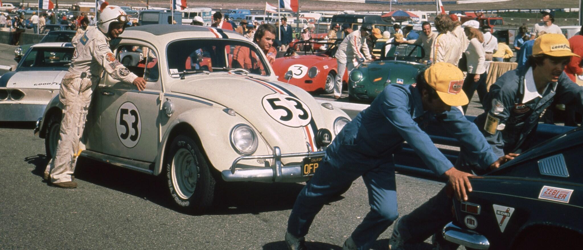 Herbie Goes to Monte Carlo Hero