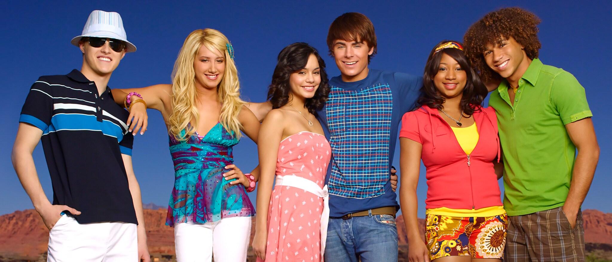 High School Musical 2 Hero