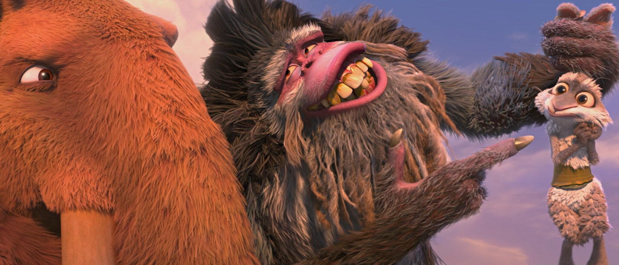 Ice Age: Continental Drift Hero