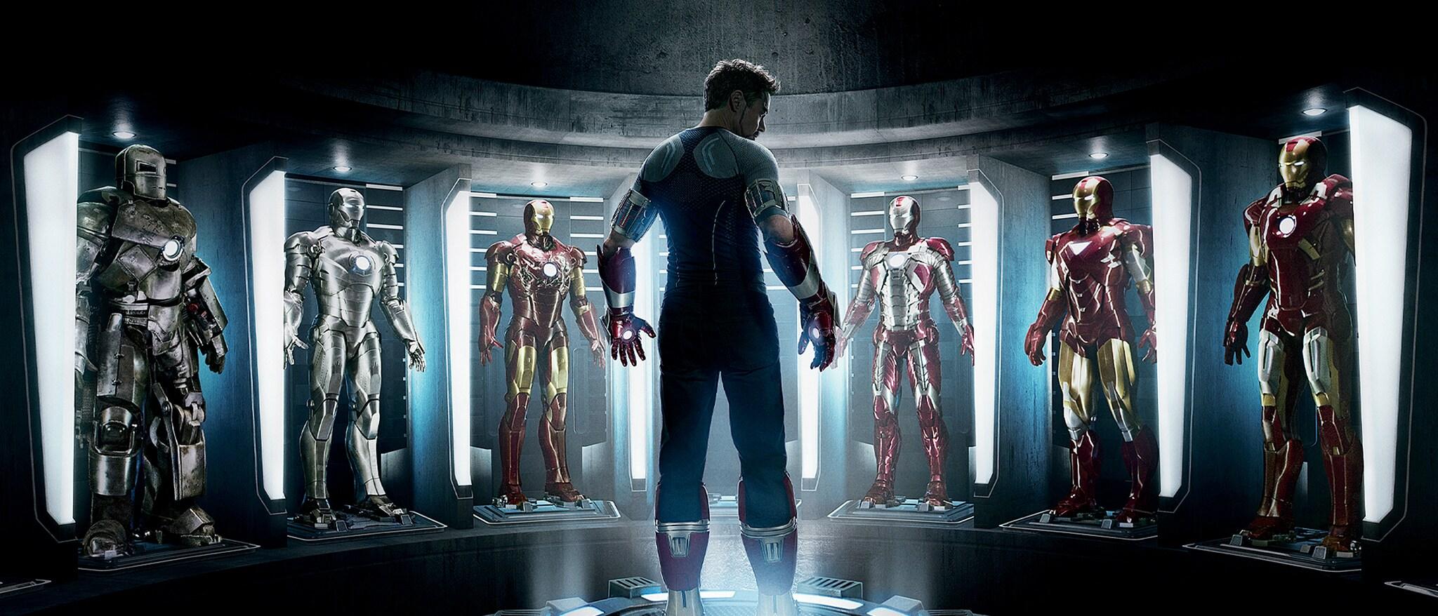 Iron Man 3 Hero