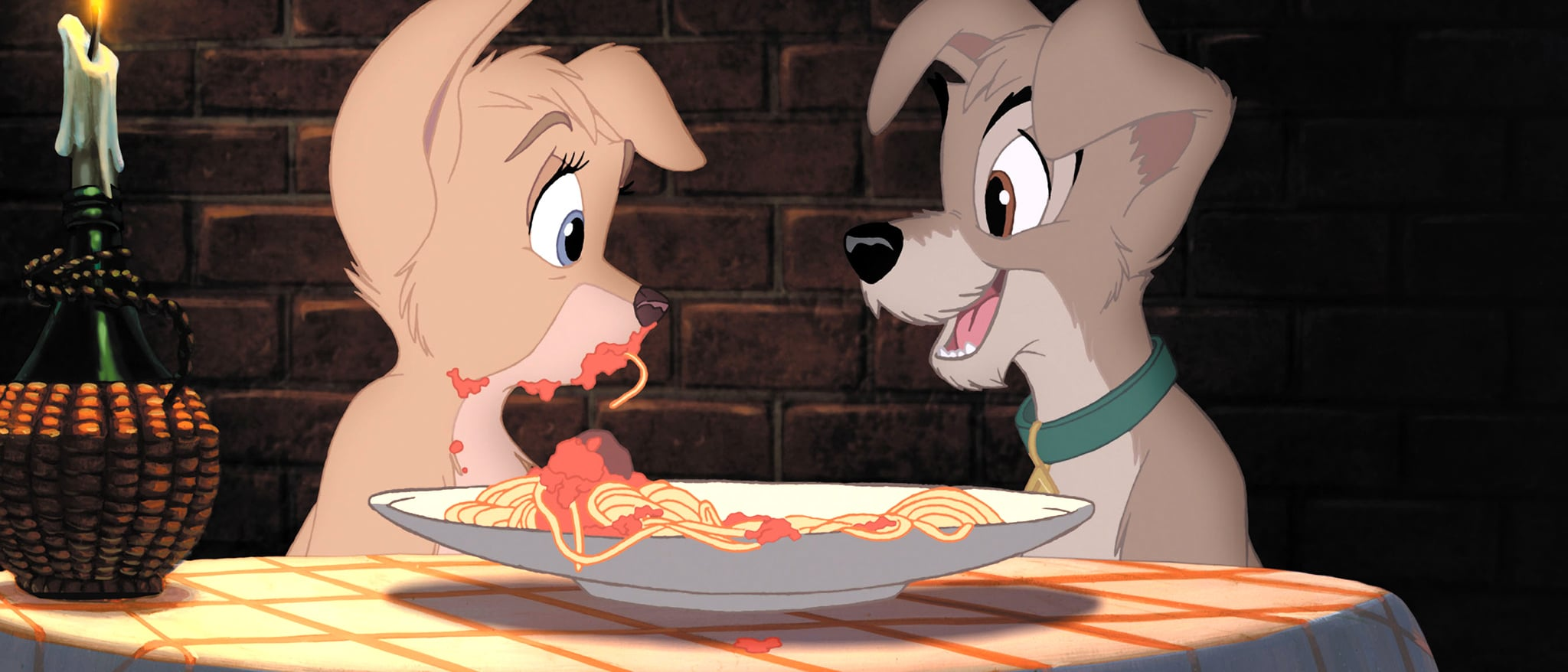 Lady and the Tramp II: Scamp's Adventure Hero