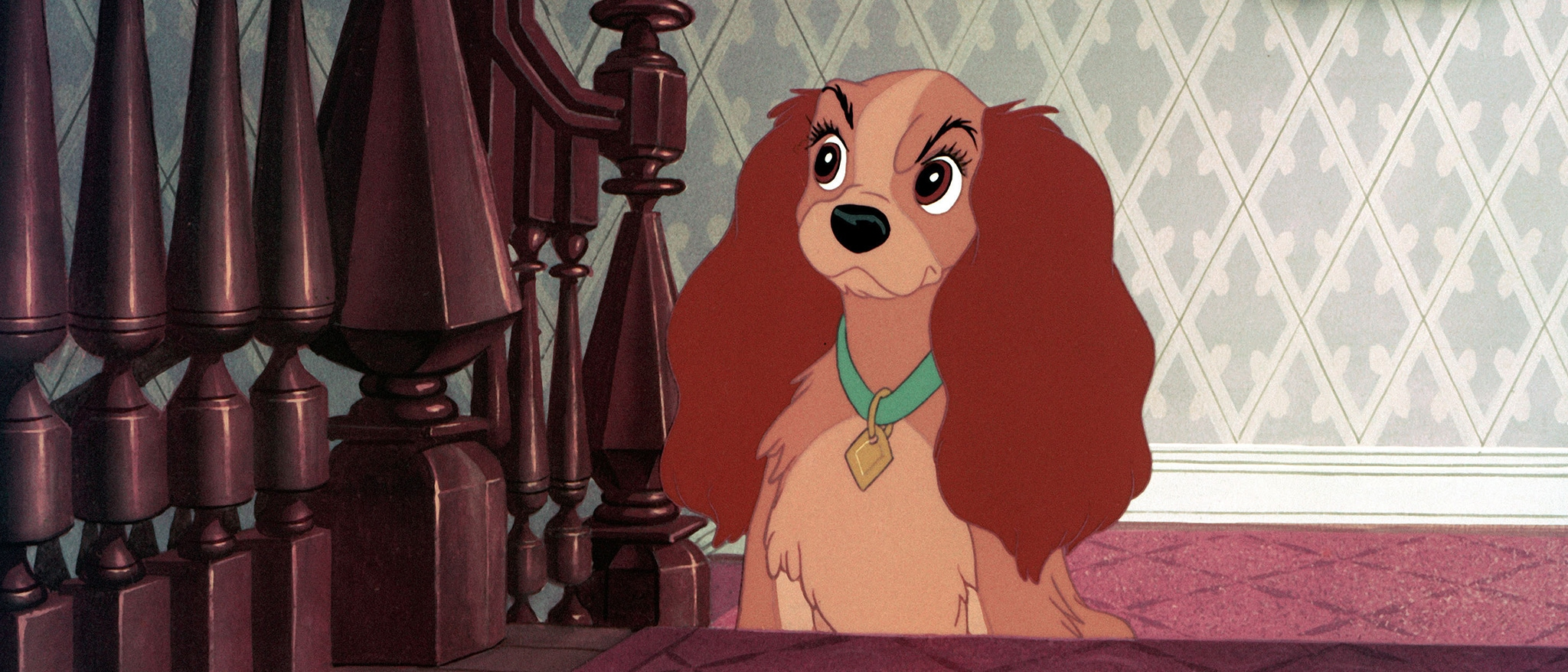 Lady and the Tramp Hero