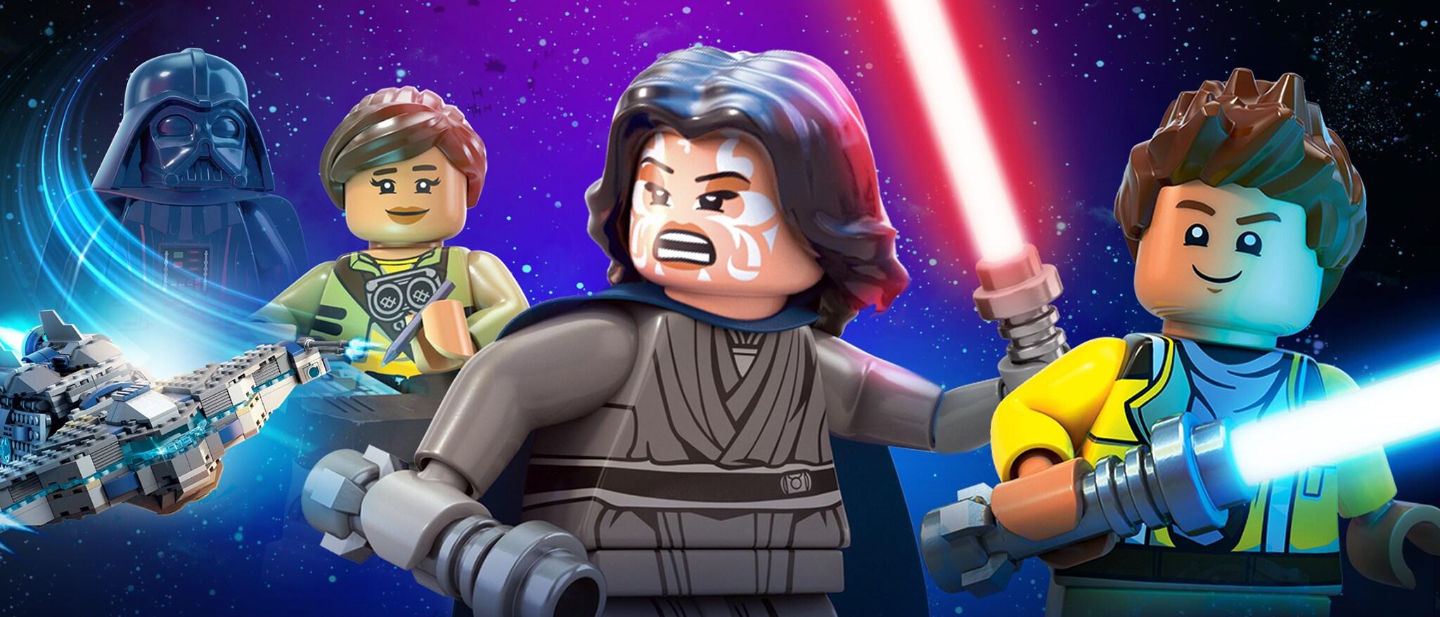 Lego Star Wars: The Freemaker Adventures hero