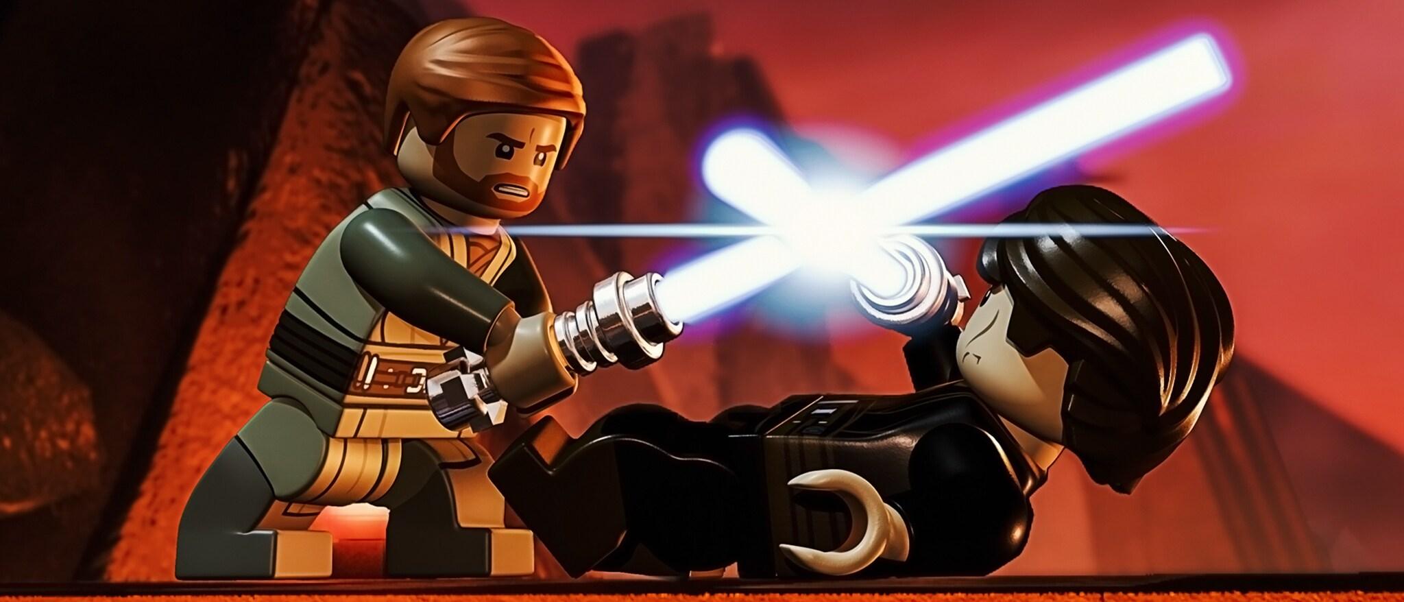 LEGO Star Wars: Droid Tales hero