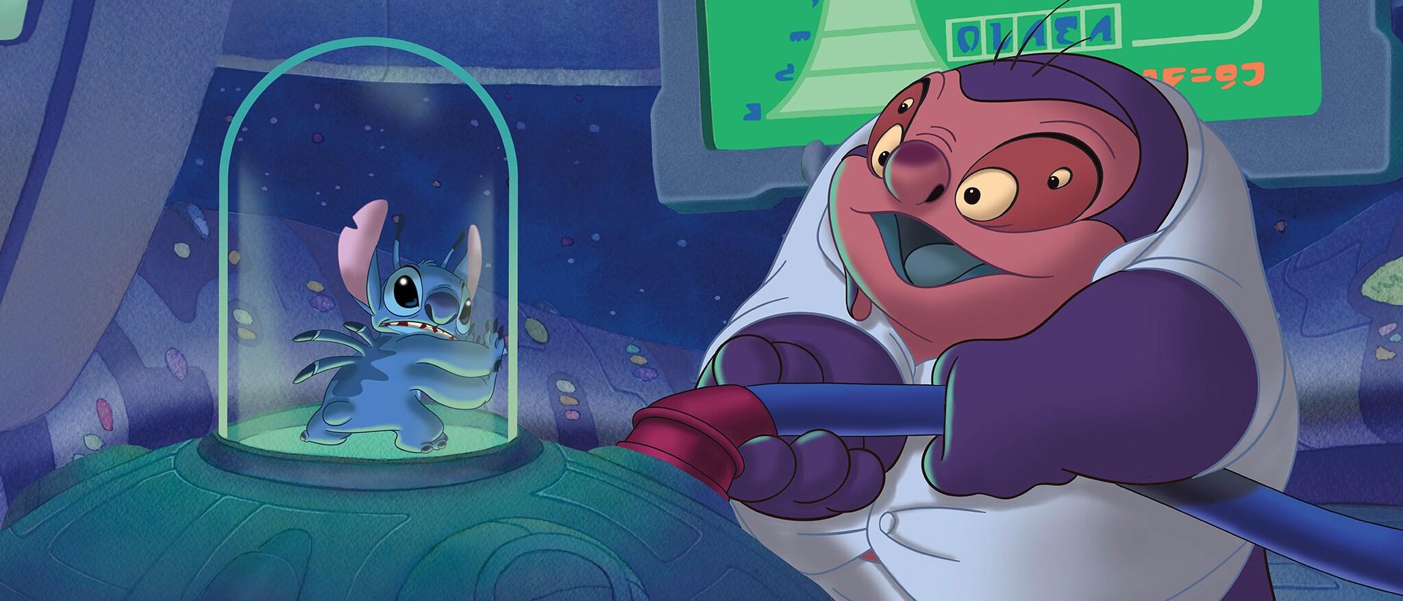 Lilo & Stitch 2: Stitch Has a Glitch Hero