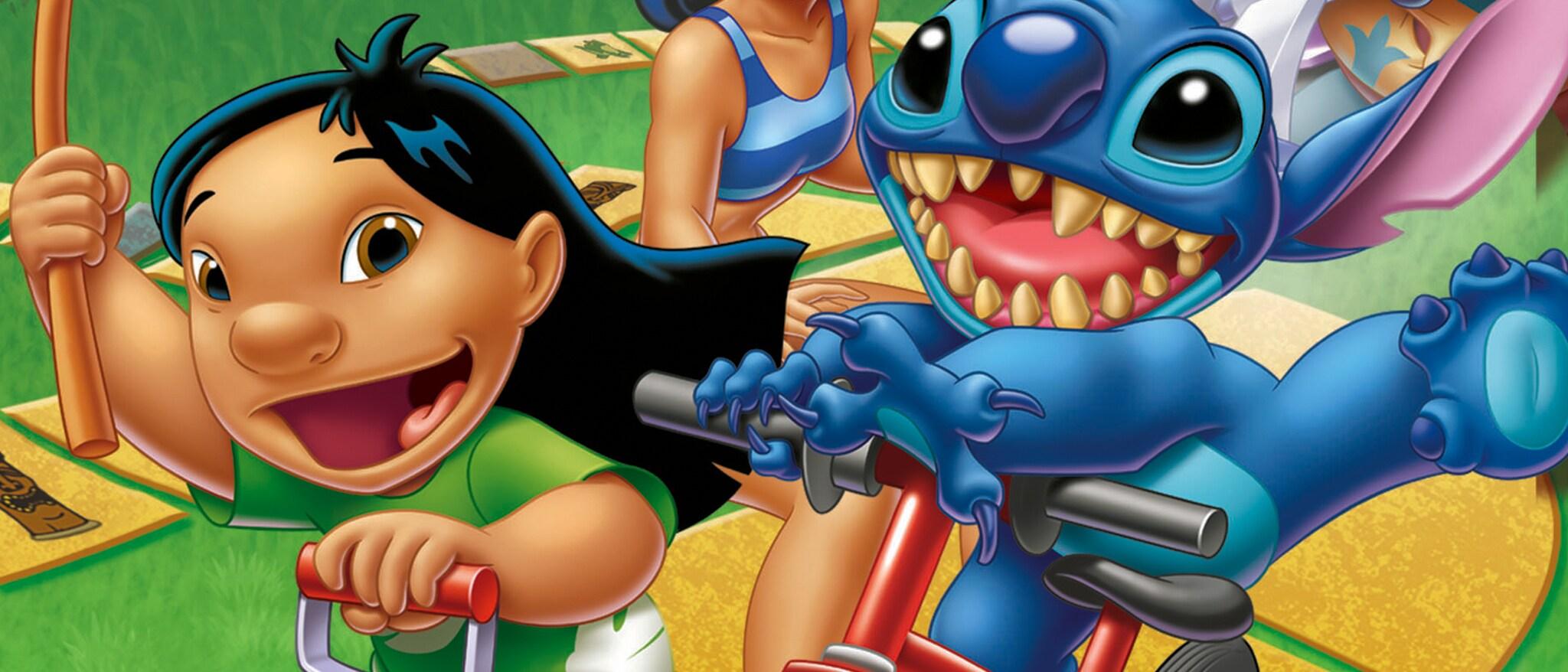 Lilo & Stitch's Island Of Adventures Hero