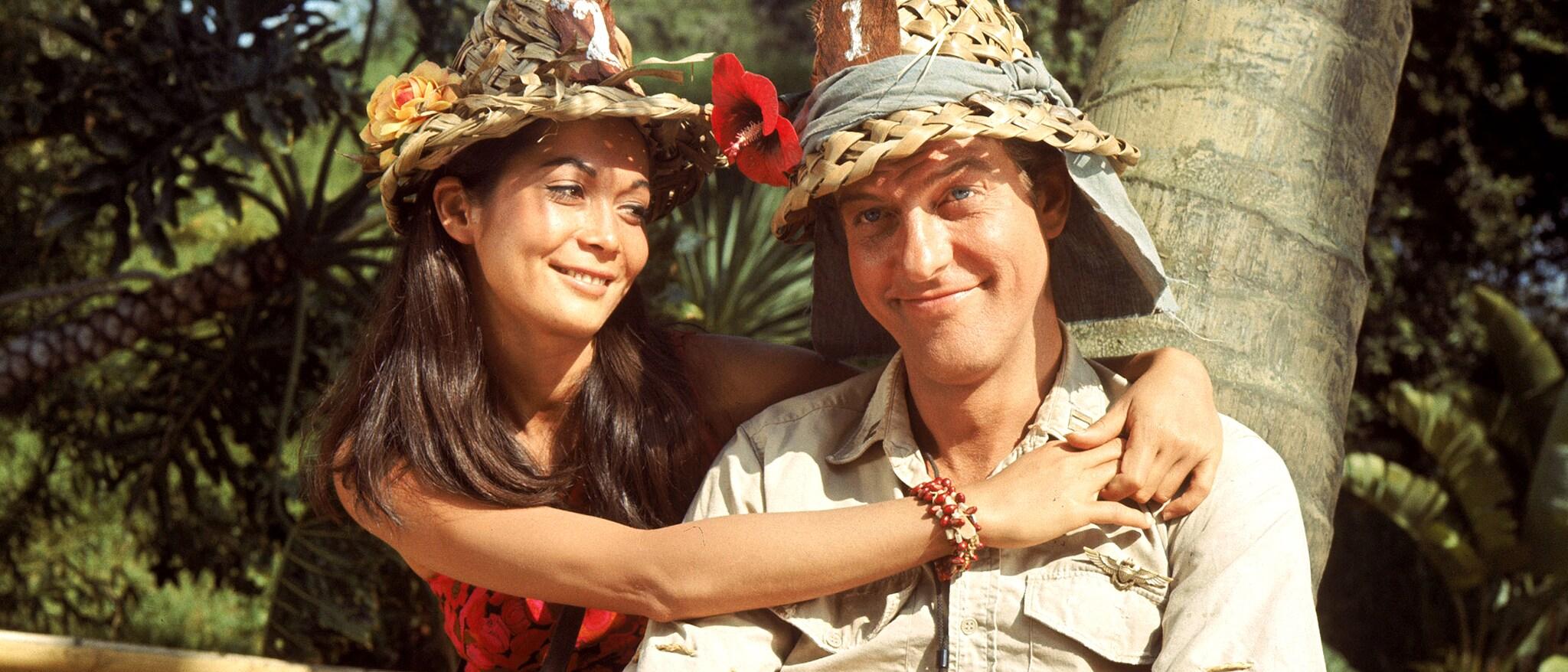 Lt. Robin Crusoe, U.S.N. Hero