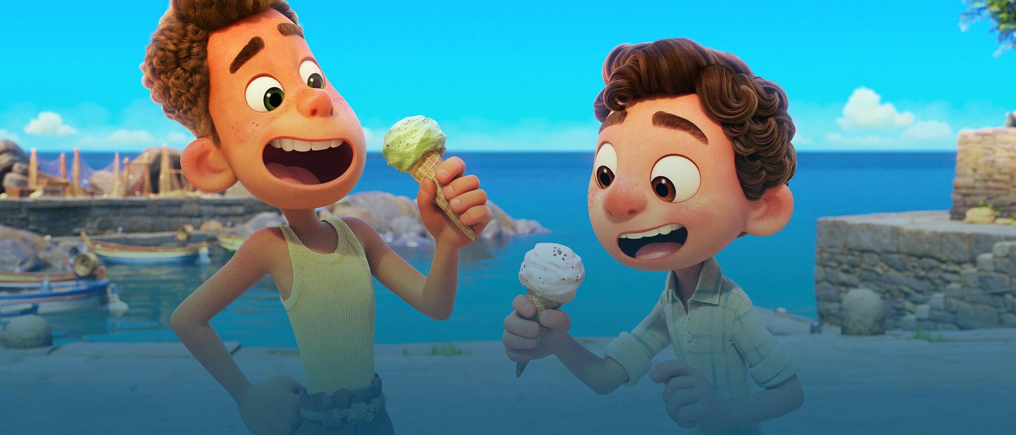 Luca | Disney Movies