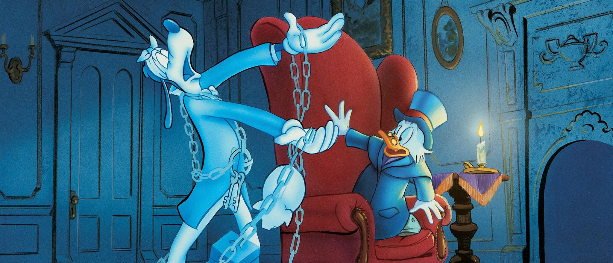 Mickey's Christmas Carol Hero