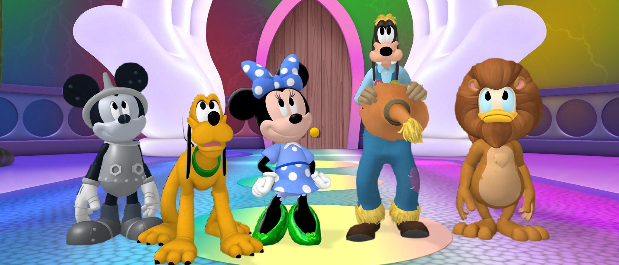 Minnie's The Wizard Of Dizz  Hero