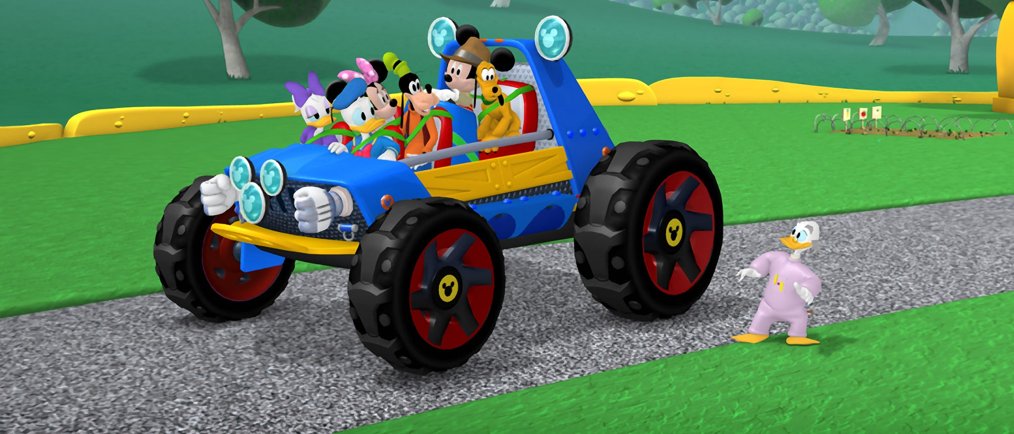Mickey Mouse Clubhouse and the Quest for the Crystal Mickey Hero