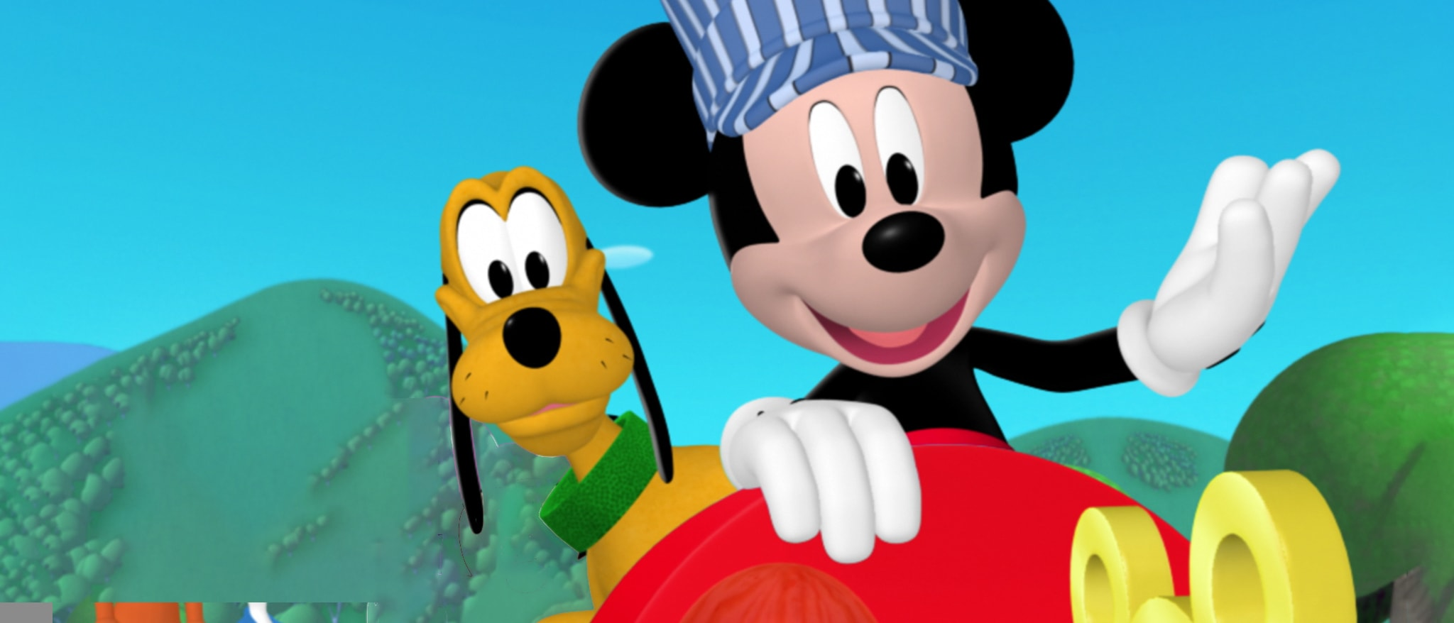 Mickey Mouse Clubhouse: Choo-Choo Express Hero