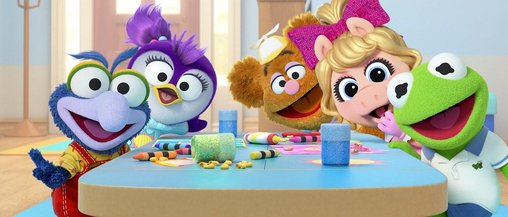 Muppet Babies hero